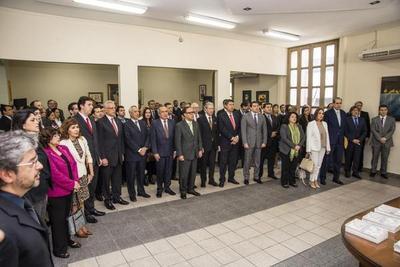 Valoran gestión para la inserción del país en el plano mundial