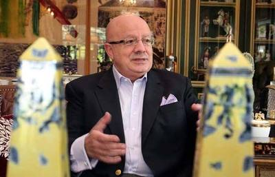 Eduardo Padrón recibirá la Medalla Presidencial de la Libertad