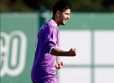 Gol de Díaz en triunfo del Madrid