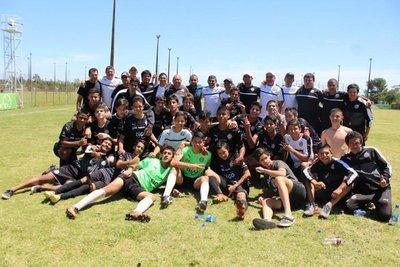 Sub 14: Olimpia festeja su segundo título