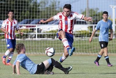 La Albirroja Sub 17 cerró combo de amistosos ante Uruguay