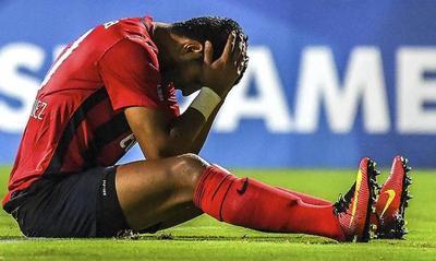 Cerro se eliminó sin perder, condenado por un gol fatal