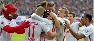 El Leipzig, sorpresa y puntero en Alemania mide hasta el estrés de sus futbolistas