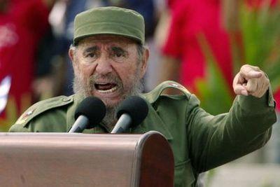 Y en eso llego Fidel… el primero de los barbudos