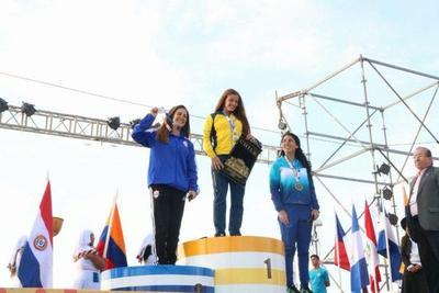 Paraguay y sus primeras medallas en los Bolivarianos 2016