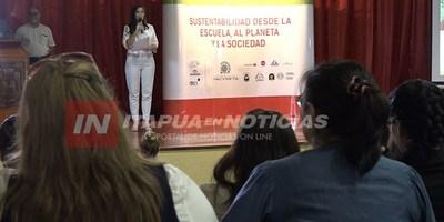 SEMINARIO DE FORMACIÓN EN RESPONSABILIDAD SOCIAL Y SUSTENTABILIDAD