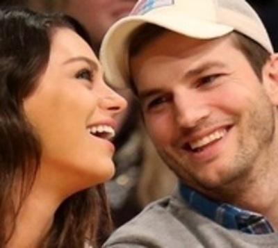 Nace el segundo bebé de Ashton Kutcher y Mila Kunis