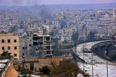 Sorpresivo anuncio de Rusia sobre suspensión de bombardeo en Alepo