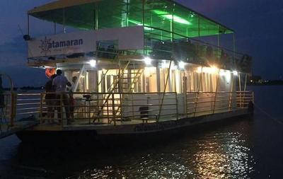 Paseo en catamarán es la nueva opción en Asunción