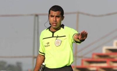 Edgar Barreto fue designado para arbitrar Ameliano vs 3 de Febrero