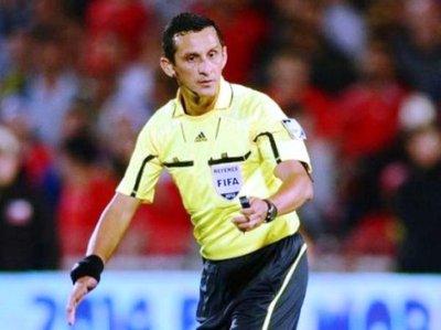 Antonio Arias dirige mañana Yegros vs Caacupé en Intermedia
