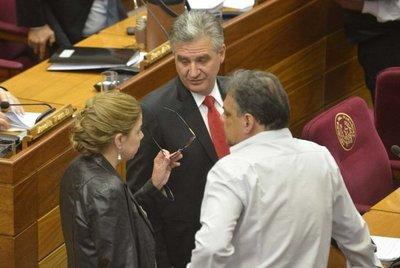 Interpelación y ascensos serán tratados en la última sesión del año en el Senado