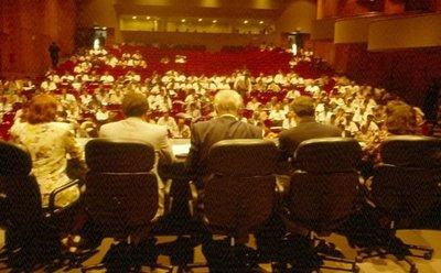 En 1996 ya sentaron postura