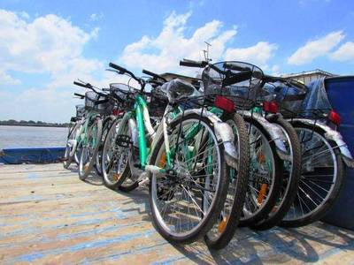 Mujeres ven cómo las bicicletas cambiaron sus vidas