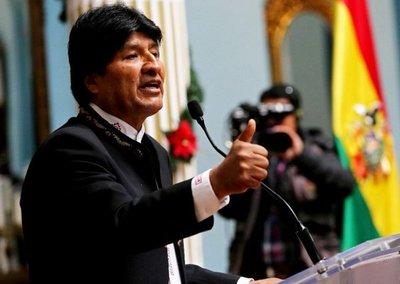 Evo Morales acepta buscar su cuarto mandato