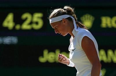 """Petra Kvitova: """"Fui herida gravemente en la mano izquierda"""""""