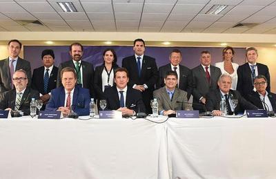 CONMEBOL renueva comisiones para fortalecer el control