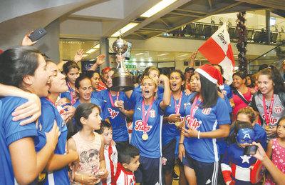 De perder ante Marta a ganar una Libertadores