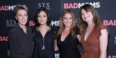Bad Moms tendrá una secuela en 2017 con el mismo reparto