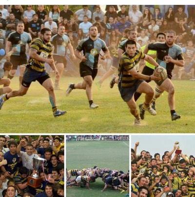 Luque Rugby Club, entidad en pleno crecimiento