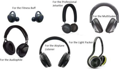 Los seis mejores auriculares para viajeros