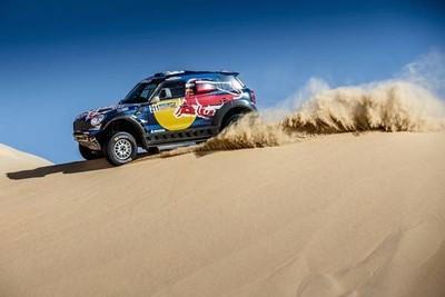 Rally Dakar 2017: Bryce Menzies y Robby Gordon, nuevas ausencias