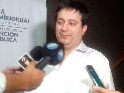 Enmienda: Ministro de la Función Pública se contradice sobre planillas