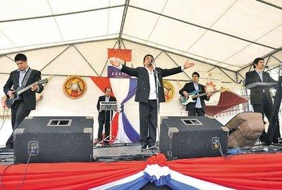 Caazapá prepara su festival
