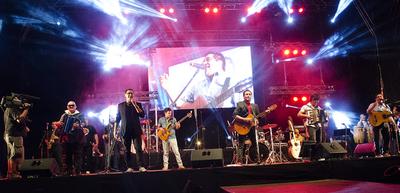 Festival Ykua Bolaños da lugar al arte en escenario