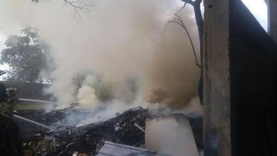 Incendio en fábrica Poliuretanos Kariang S.A.