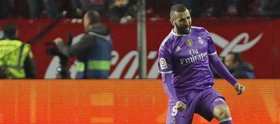 Benzema salva un récord y el Real Madrid se clasifica para cuartos