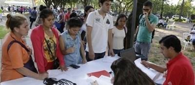 Becas universitarias de Itaipú: Desde este martes recepcionarán documentos