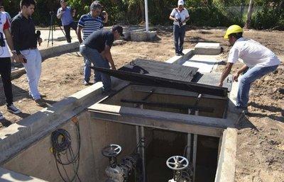 IPS muestra estación de bombeo del Geriátrico, conectada a red cloacal