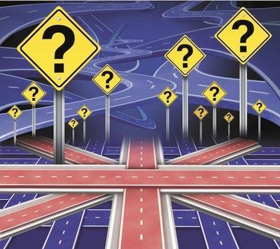 Pasaportes perdidos: Londres se prepara para el Brexit