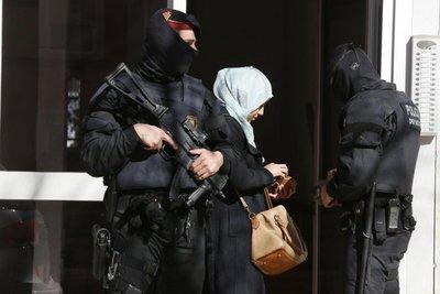 Supuestos yihadistas detenidos en Austria en operación antiterrorista