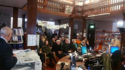 Irlandeses muy interesados en la historia de Madame Lynch