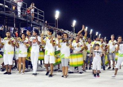 Carnaval comienza en Encarnación