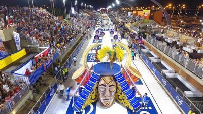 Encarnación, al ritmo del carnaval