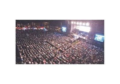 Festival Ykua Bolaños reunió a una multitud