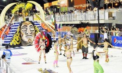 Carnaval encarnaceno, todo febrero