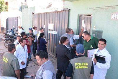 Municipalidad suspende a los frigoríficos Meat, Giesa y Navicom