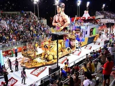 Carnaval supera expectativas y se alista para más presentaciones