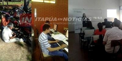 SNPP CONVOCA A INSCRIPCIONES PARA IMPORTANTES CURSOS.