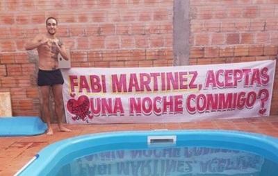 El Fan De Fabi Martínez Explicó Su Idea De Invitarla A Salir