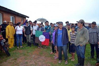Campesinos denuncian hostigamiento policial