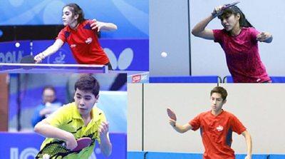 Campeonato Sudamericano de ping pong