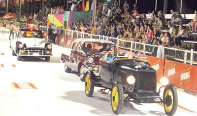 Culmina la fiesta de carnaval en Villarrica y Encarnación