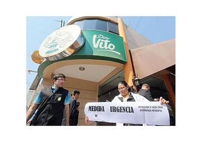 Piden juicio   para la dueña y ex gerente de Don Vito tradicional