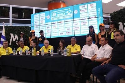Presentación oficial del Campeonato Nacional de Rally y Super Prime