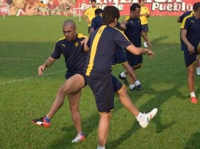 Luqueño debuta mañana en la Sudamericana